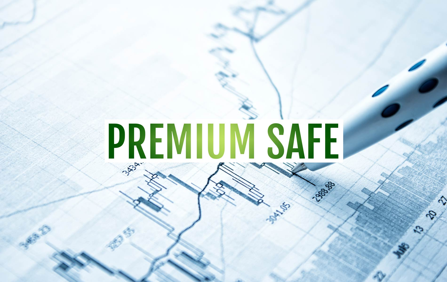 Premium Safe in der Krise